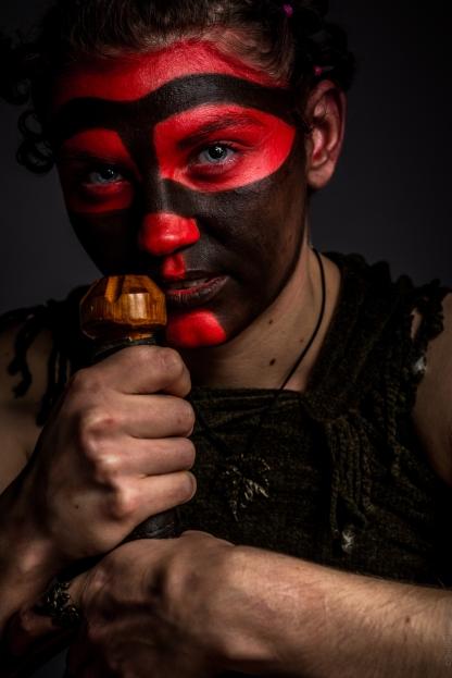 Makeup FX babare épée