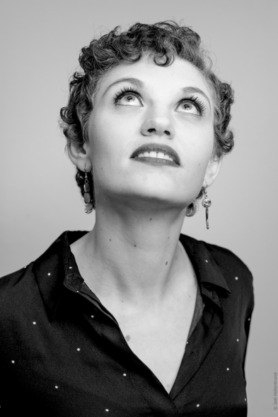 Portrait d'Anaïs