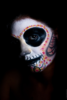 Maquillage mexicain