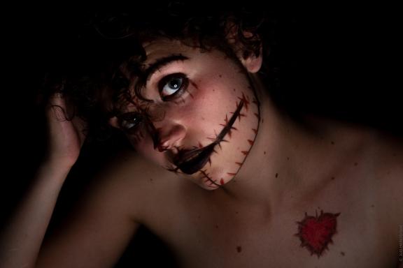 Maquillage FX vodou