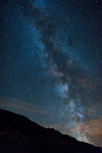 La fin de notre galaxie et les étoiles filantes