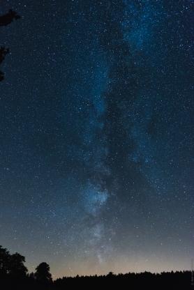 Le rebord de l'univers