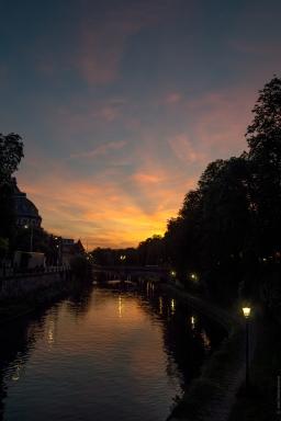 La vielle ville de Strasbourg